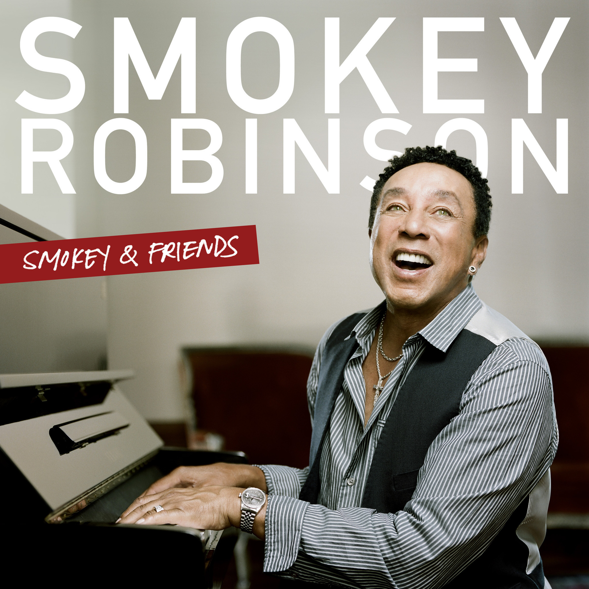 Review Smokey Robinson Breezes Through All Star Duets On