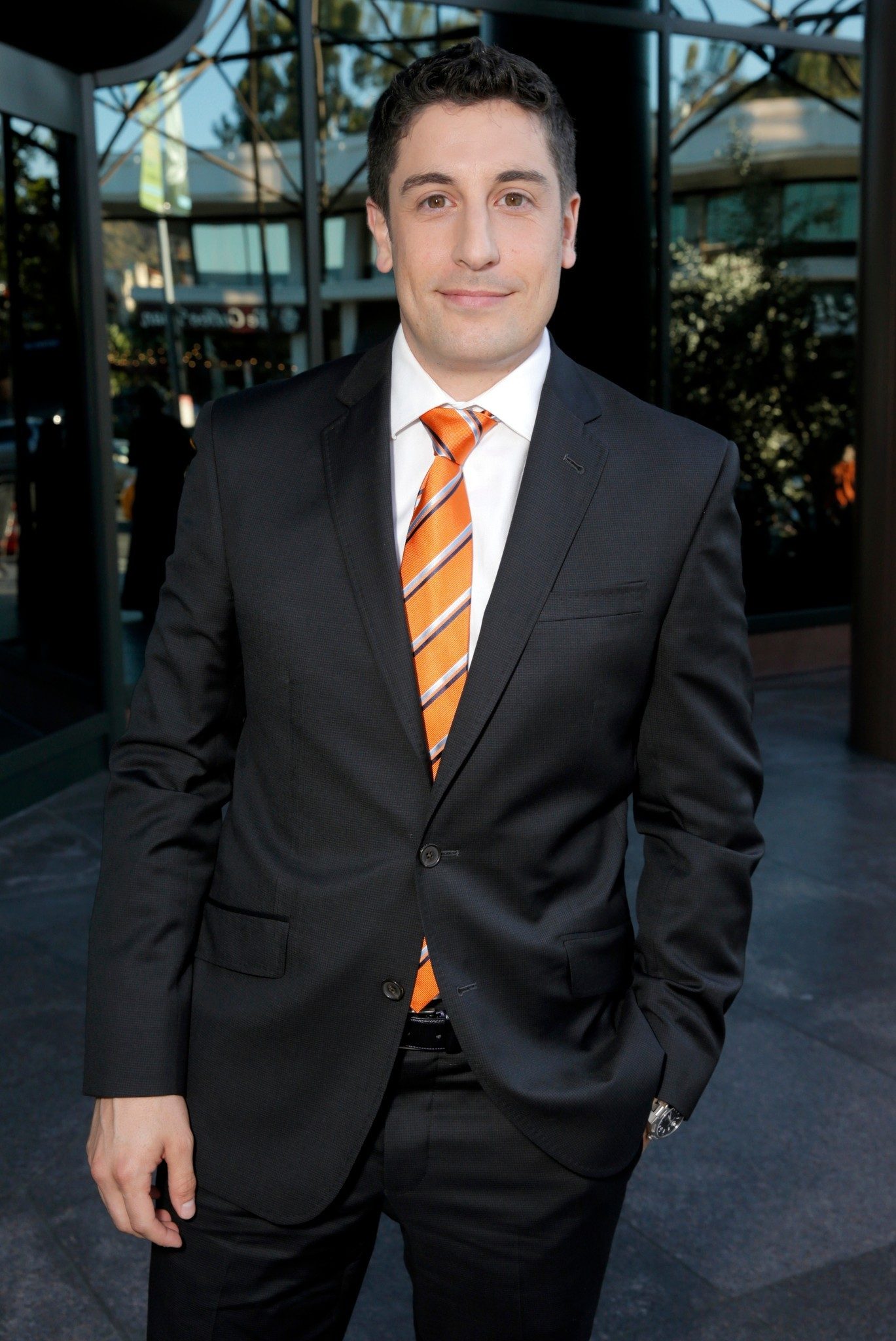 Jason Biggs Lists House In Hollywood Hills West La Times