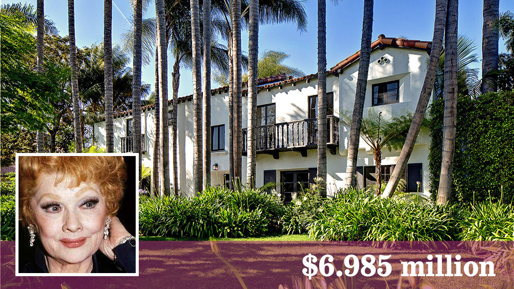 One Time Lucille Ball Home Is For Sale In Beverly Hills Chicago