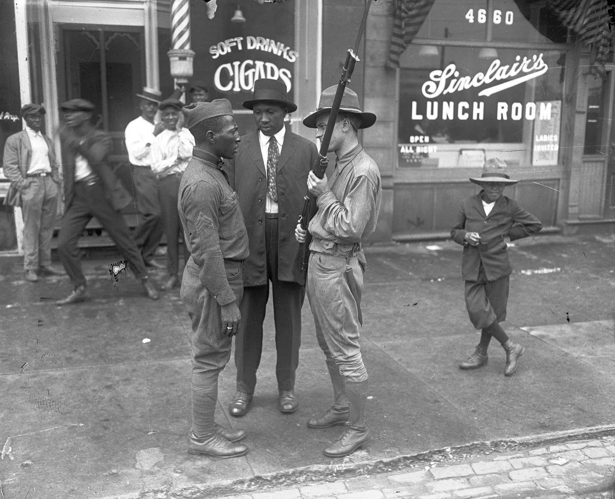 1920s Riots By Year: Chicago 1919: A Racial Tinderbox Ignites
