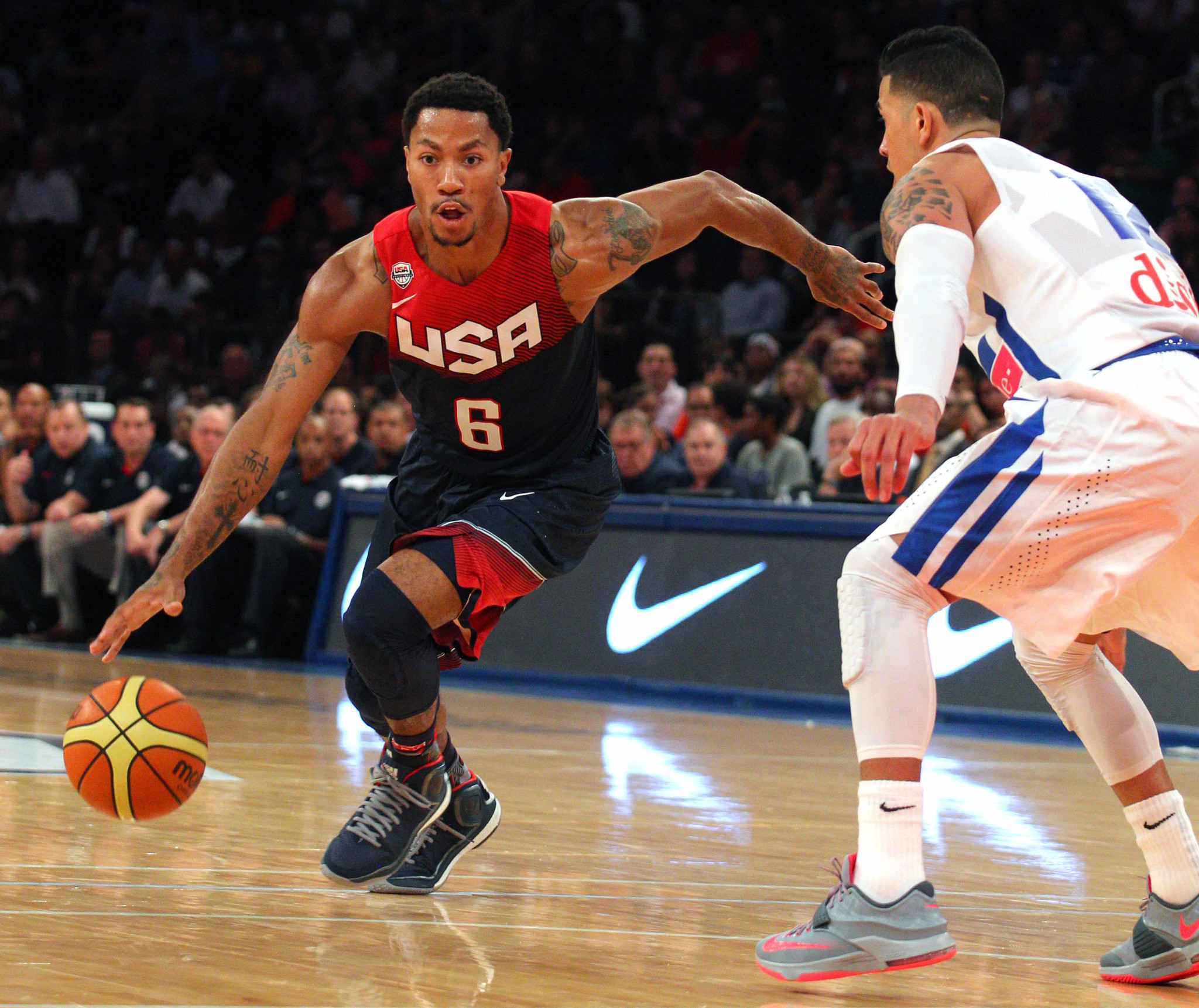 d5a1d6ff0d4e Derrick Rose on Team USA s 12-man roster for FIBA World Cup ...