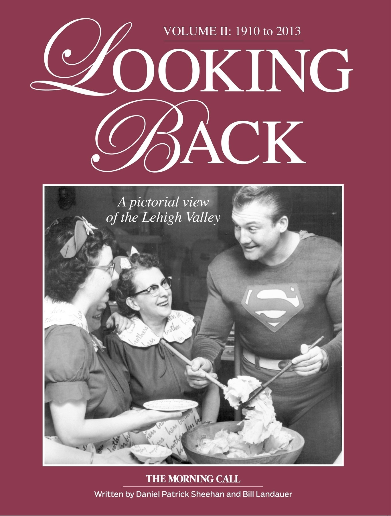 """Morning Call book """"Looking Back"""" captures a century of the ..."""