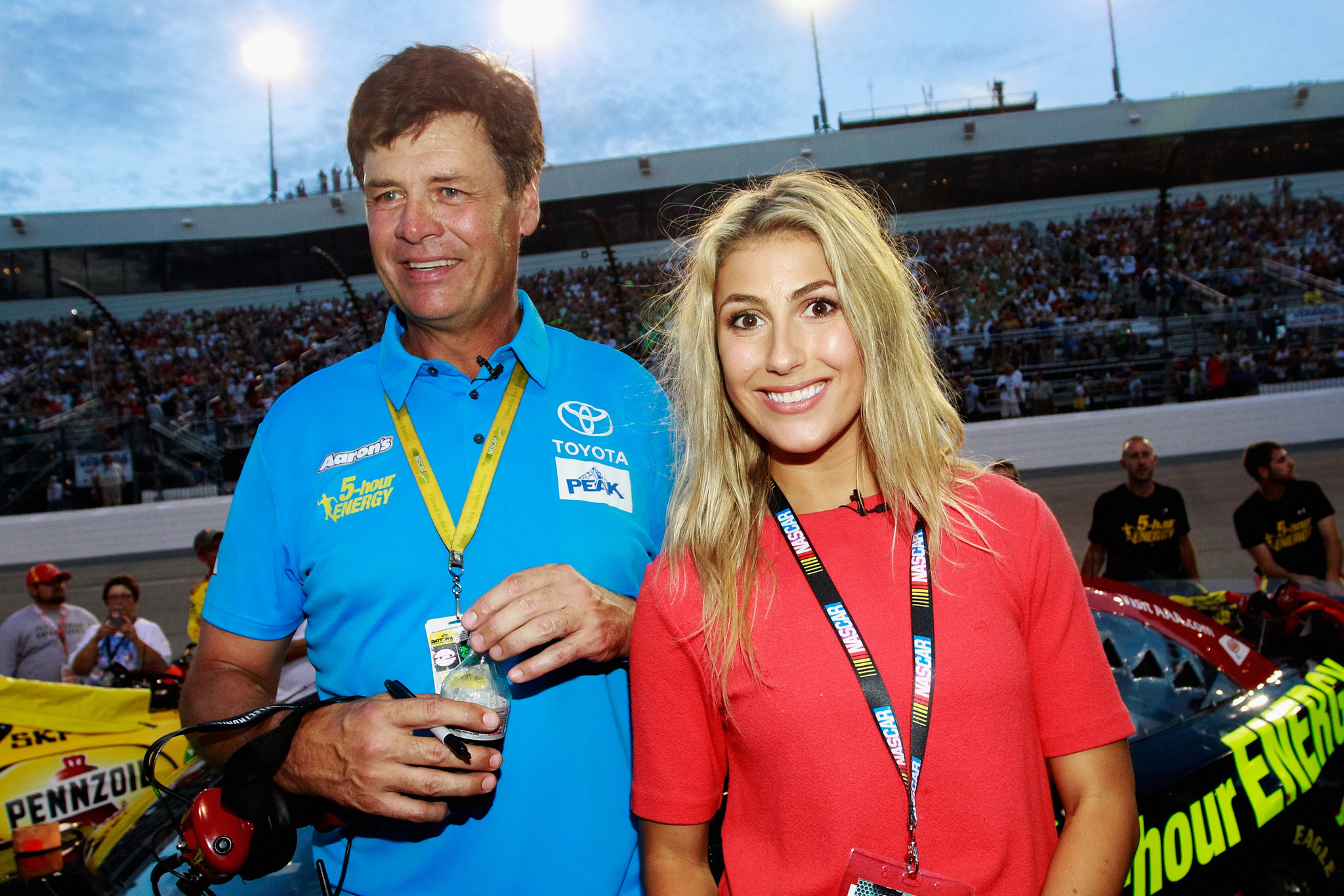 Dancing With The Stars Michael Waltrip eliminated