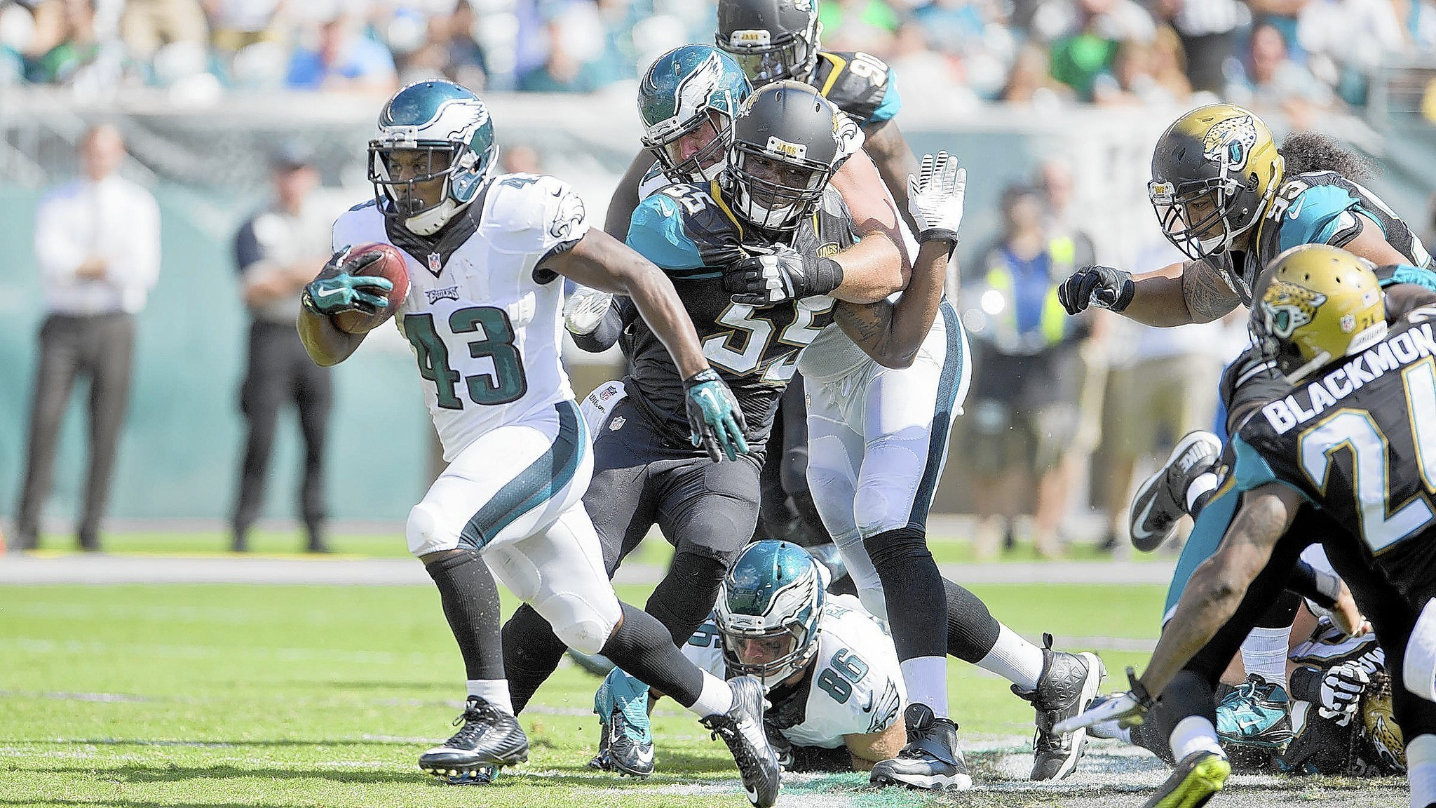 Philadelphia Eagles  Running game sets up everything else in Chip s offense  - The Morning Call 40f96b126
