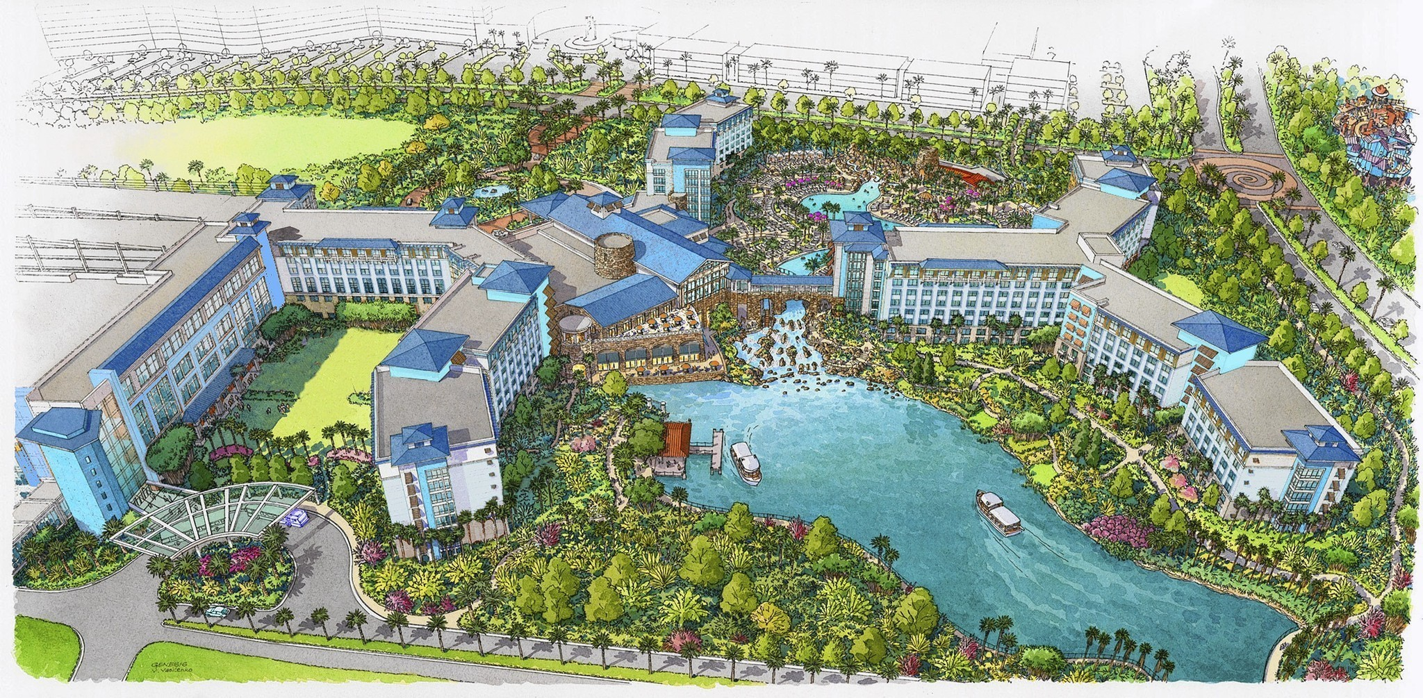 Universal Orlando Confirms Plans For Fifth Hotel Orlando Sentinel