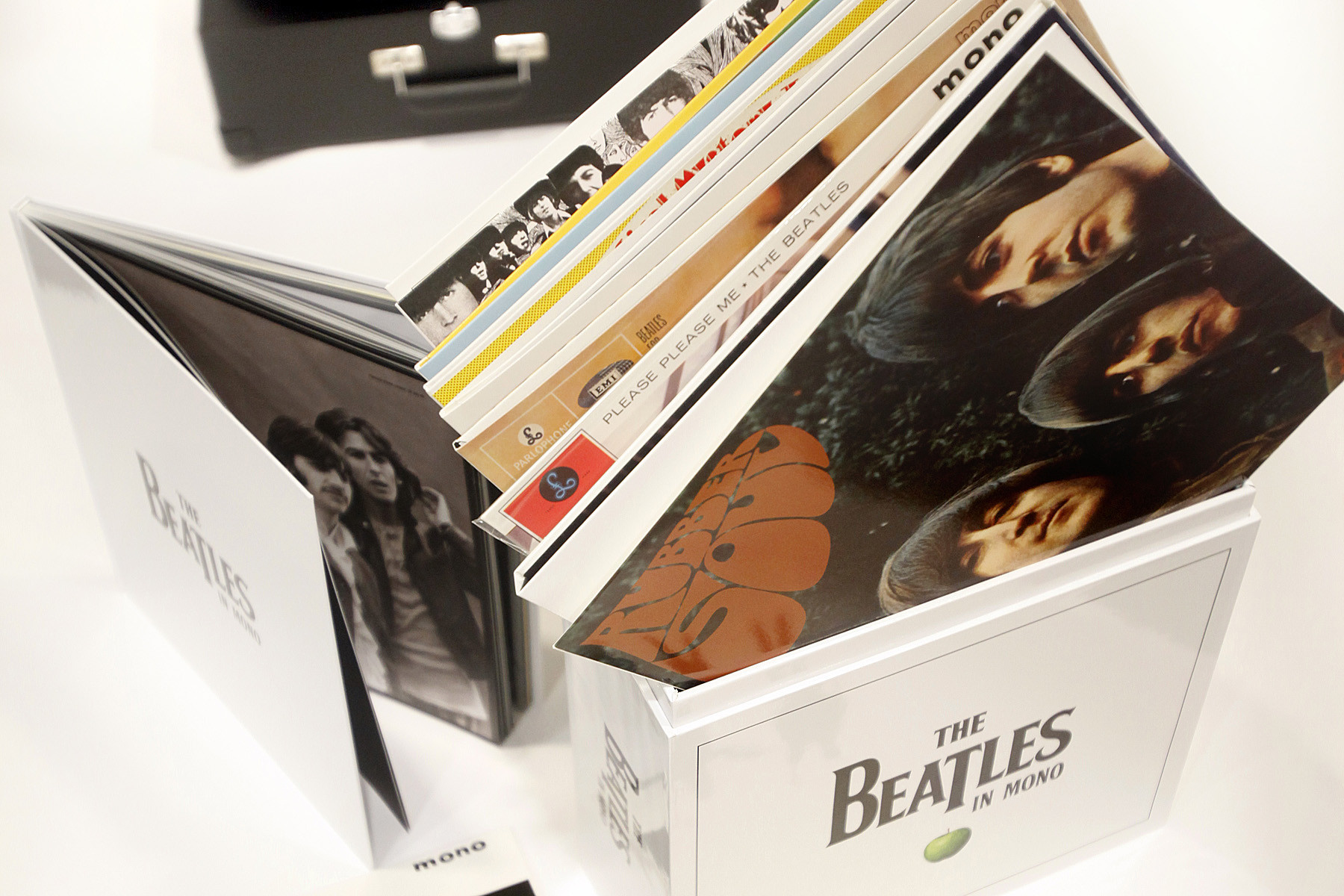 Review Is The Beatles In Mono Necessary Yes And No