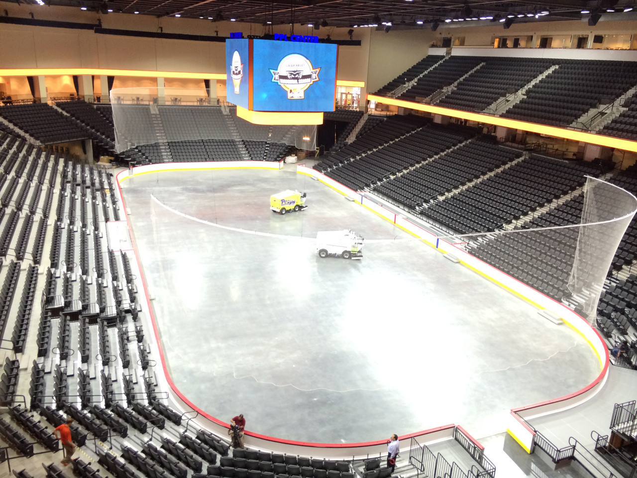 Allentown S Ppl Center Arena Opens The Morning Call
