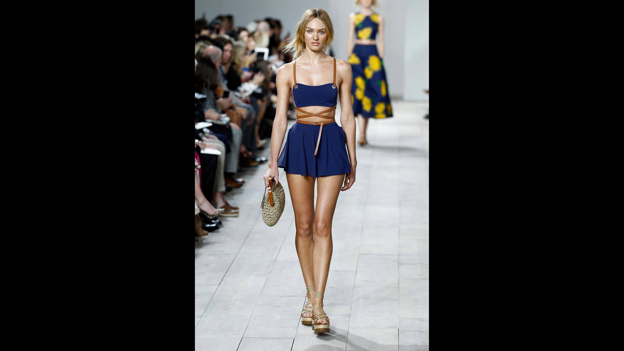 3b27c73b2438 New York Fashion Week  Michael Kors - Baltimore Sun