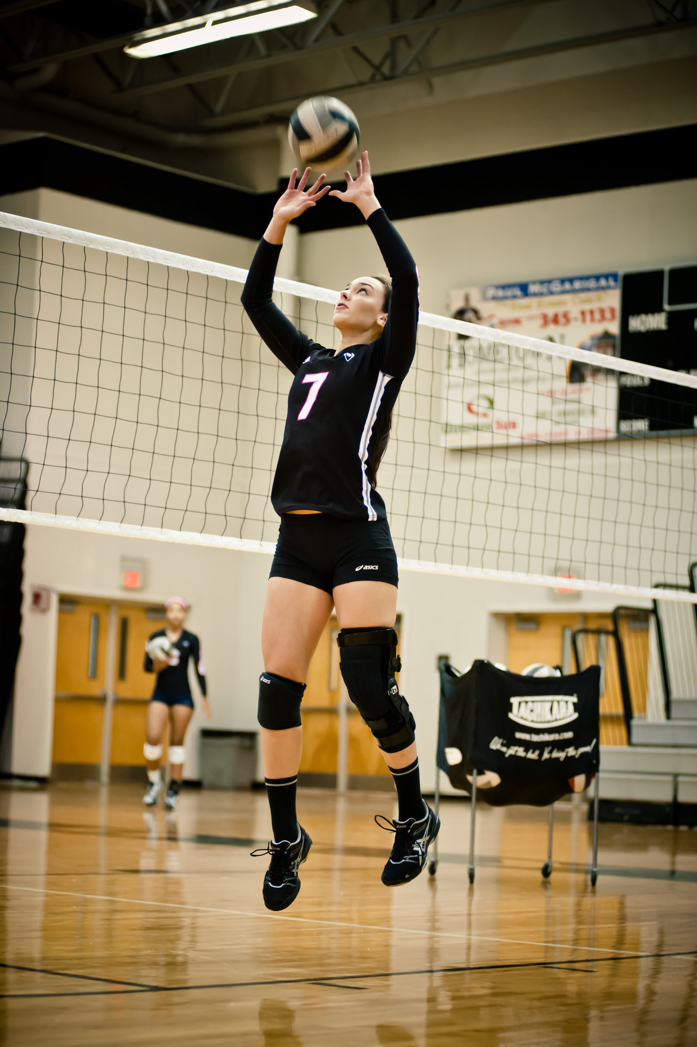 Olympia Setter Returns To Competition After Year Long