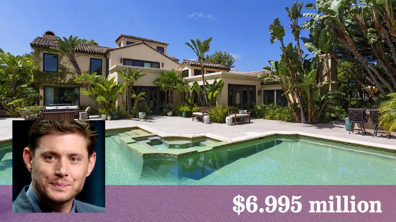 Jensen Ackles Malibu Retreat Charms A Buyer La Times