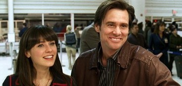 Yes Man Stars Jim Carrey Zooey Deschanel Terence Stamp Chicago