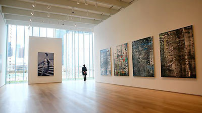 photogallery the art institute s modern wing chicago tribune
