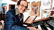 Related story: Vic Mizzy dies at 93; film and TV composer wrote 'Addams Family' theme song