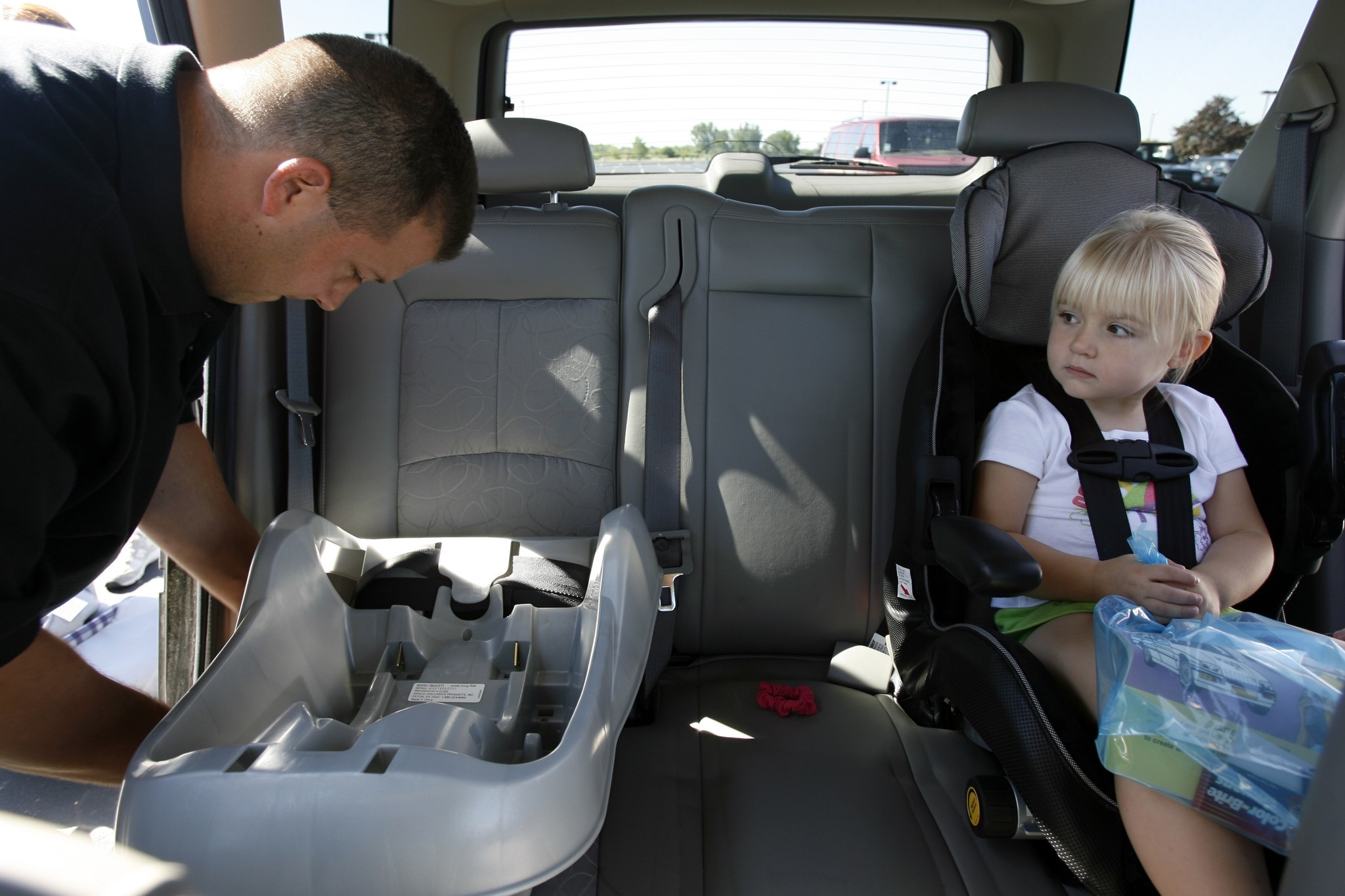 Free Car Seat Inspections At Enfield Aaa Office Saay Courant