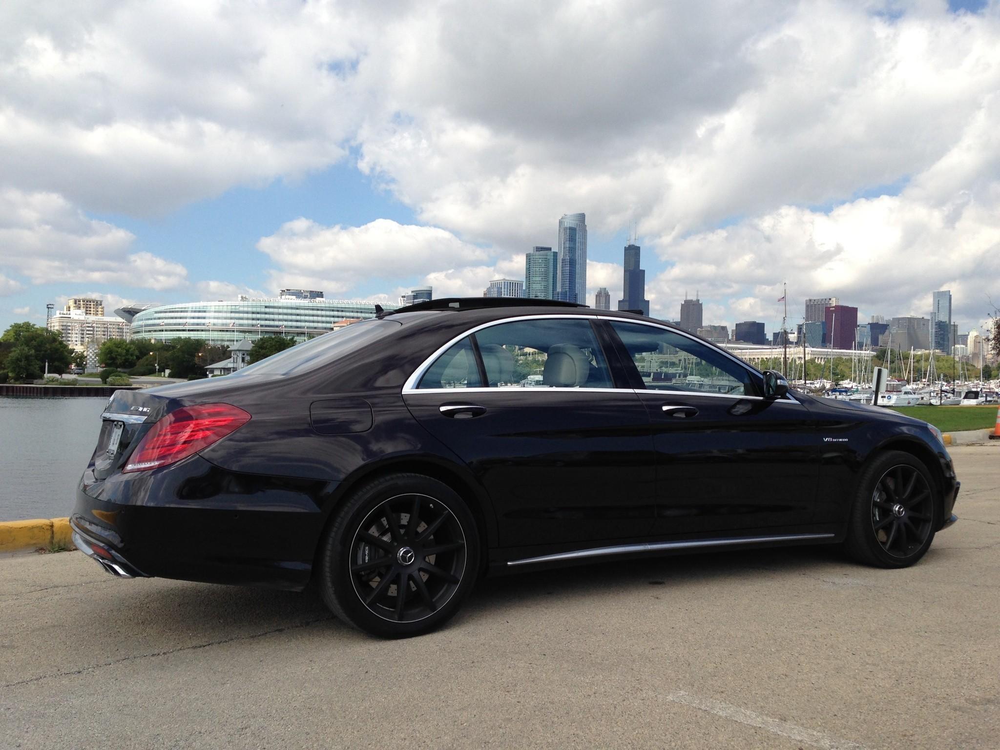 4a0dda52d9ecca First impression  2014 Mercedes-Benz S63 AMG 4matic - Chicago Tribune