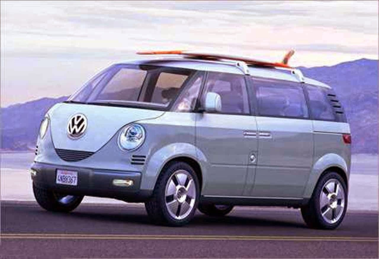 Is Volkswagen planning a 2015 Microbus? - LA Times