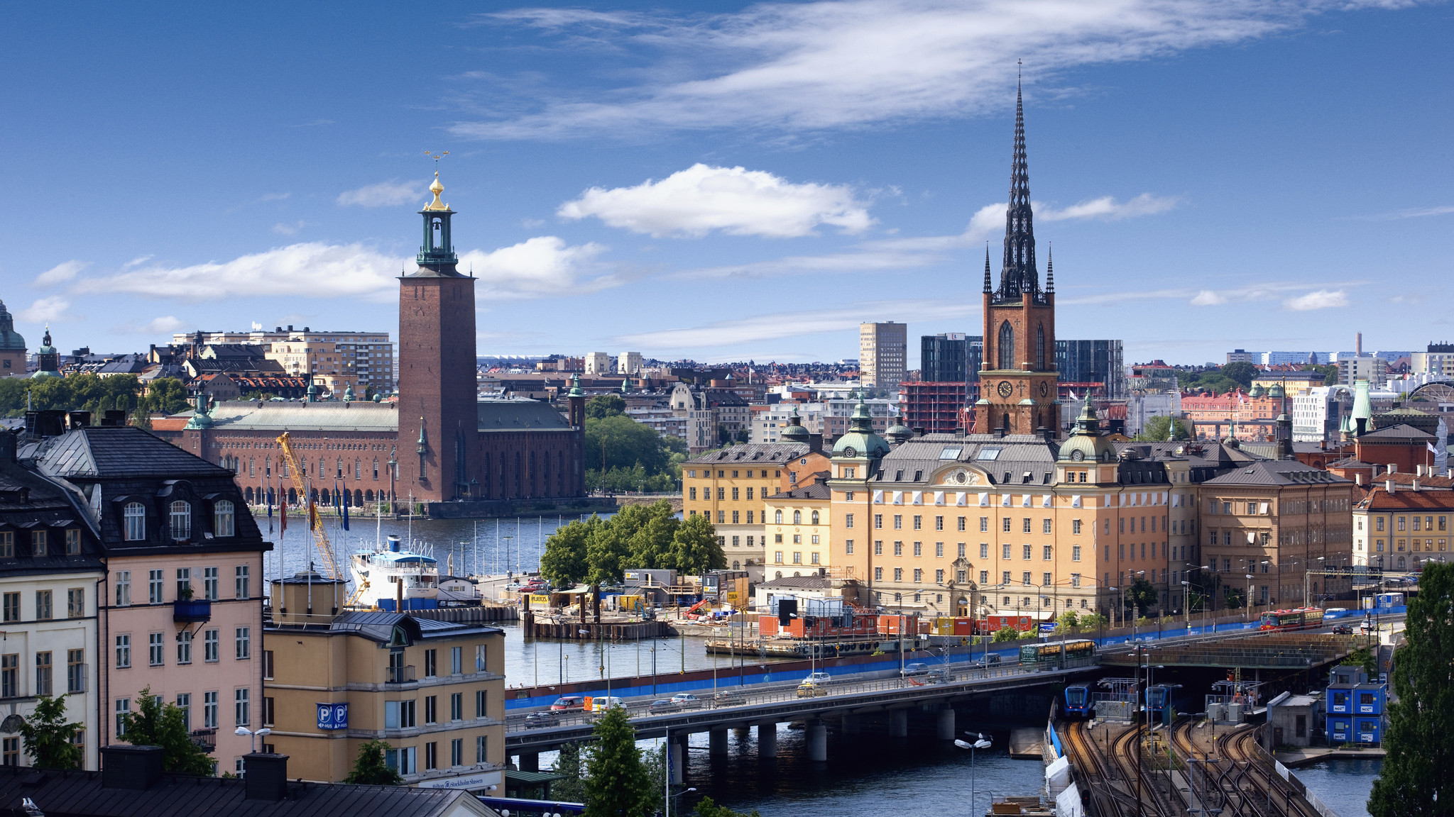 Norwegian stockholm nice