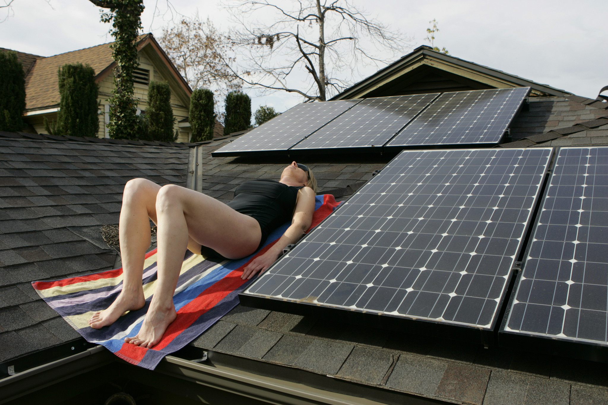 L A Launches Streamlined Permitting System For Solar