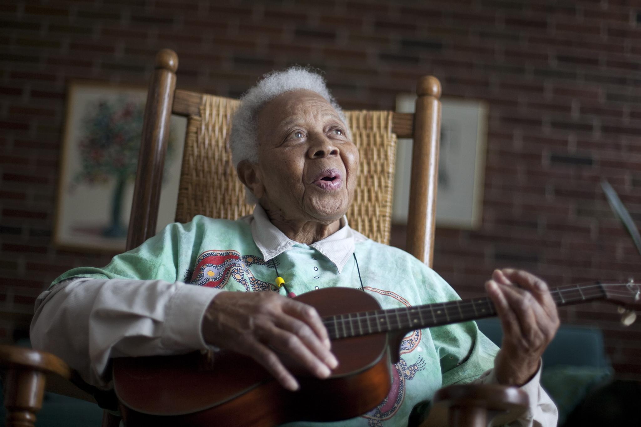 chicago celebrates ella jenkins u0026 39  90 years