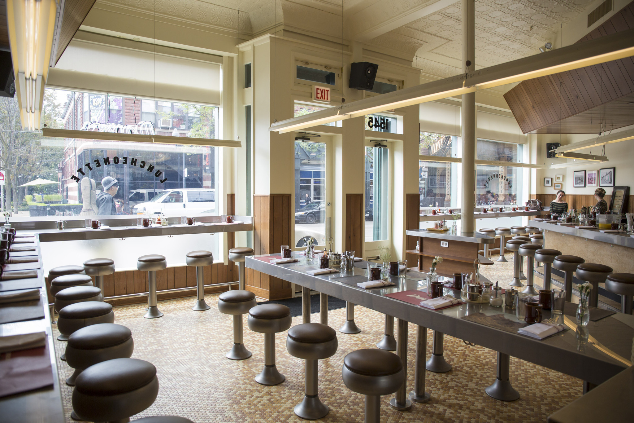Dove S Luncheonette Opens In Wicker Park Monday Chicago