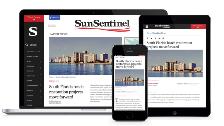 Classifieds - Jobs, Cars & Homes - Sun Sentinel