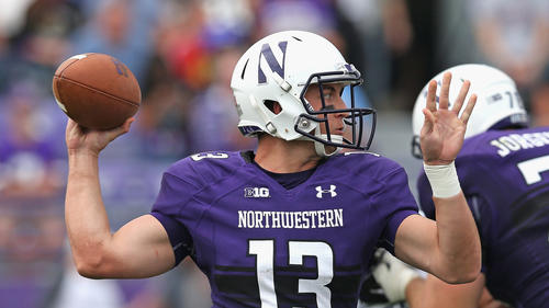 7d90d066a Northwestern passing game needs a quick fix