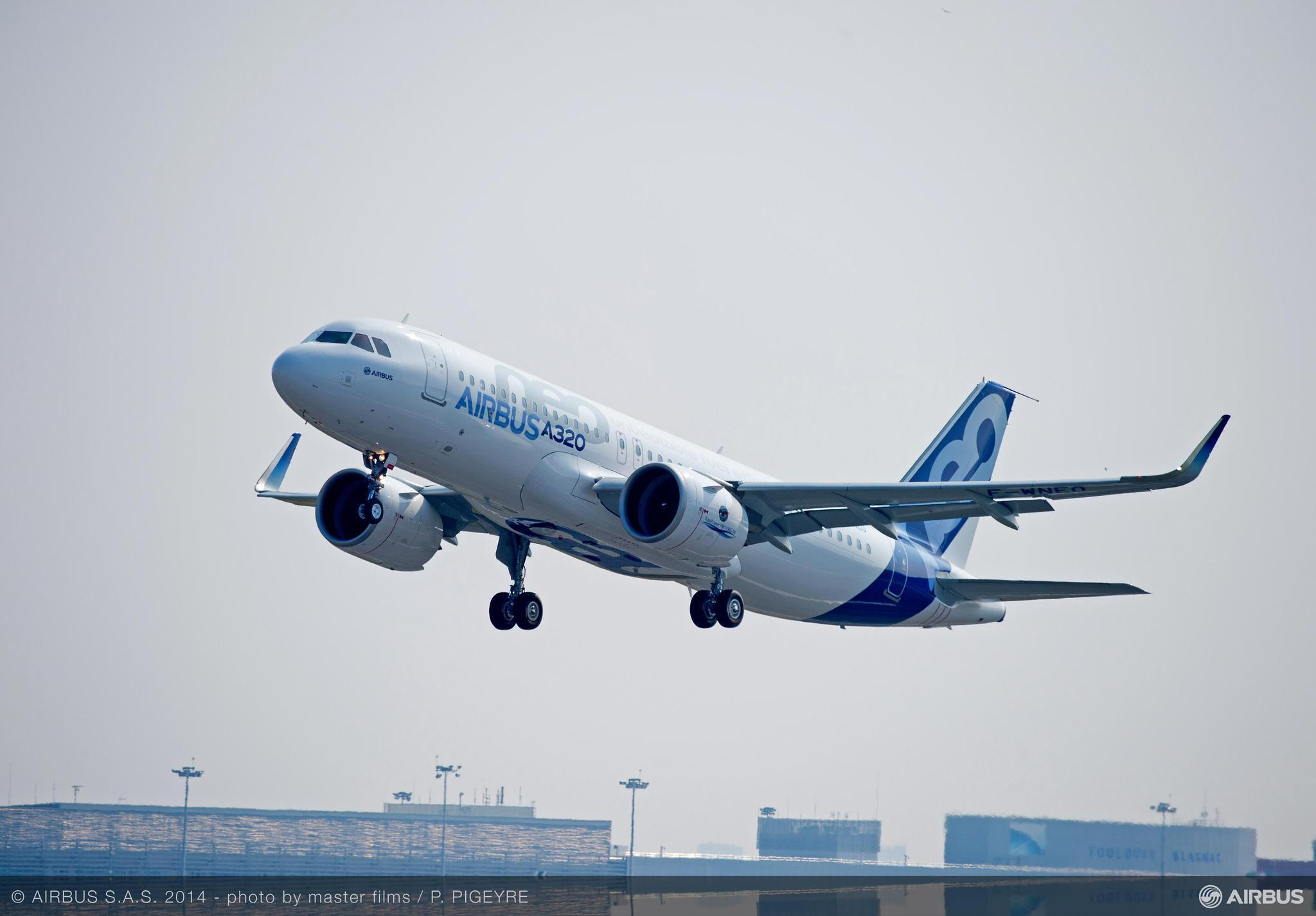 Airbus With PurePower Pratt Engine Makes Milestone First