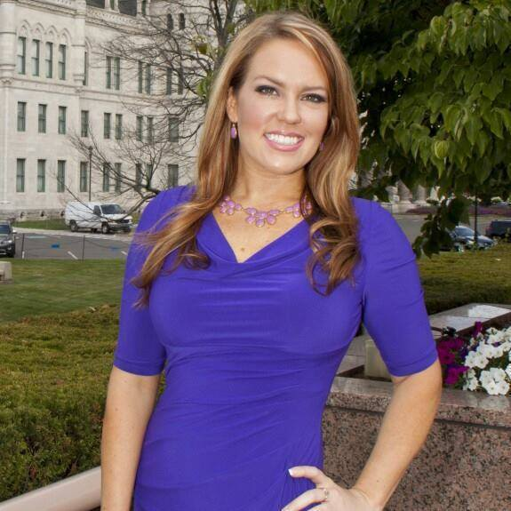 Heidi Voight Named New Traffic Reporter AT NBC Connecticut