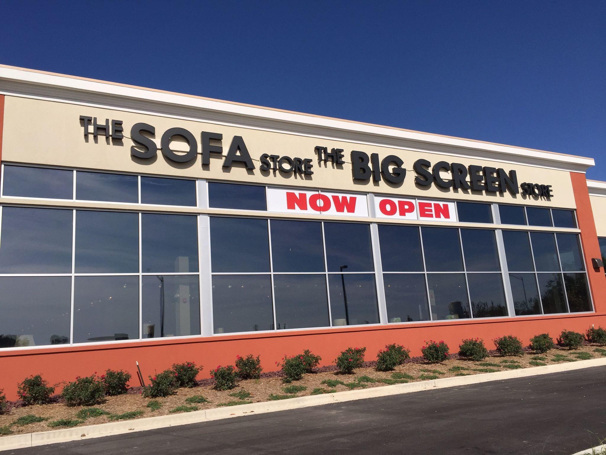 The Sofa Store Big Screen Store Open In Glen Burnie Capital Gazette