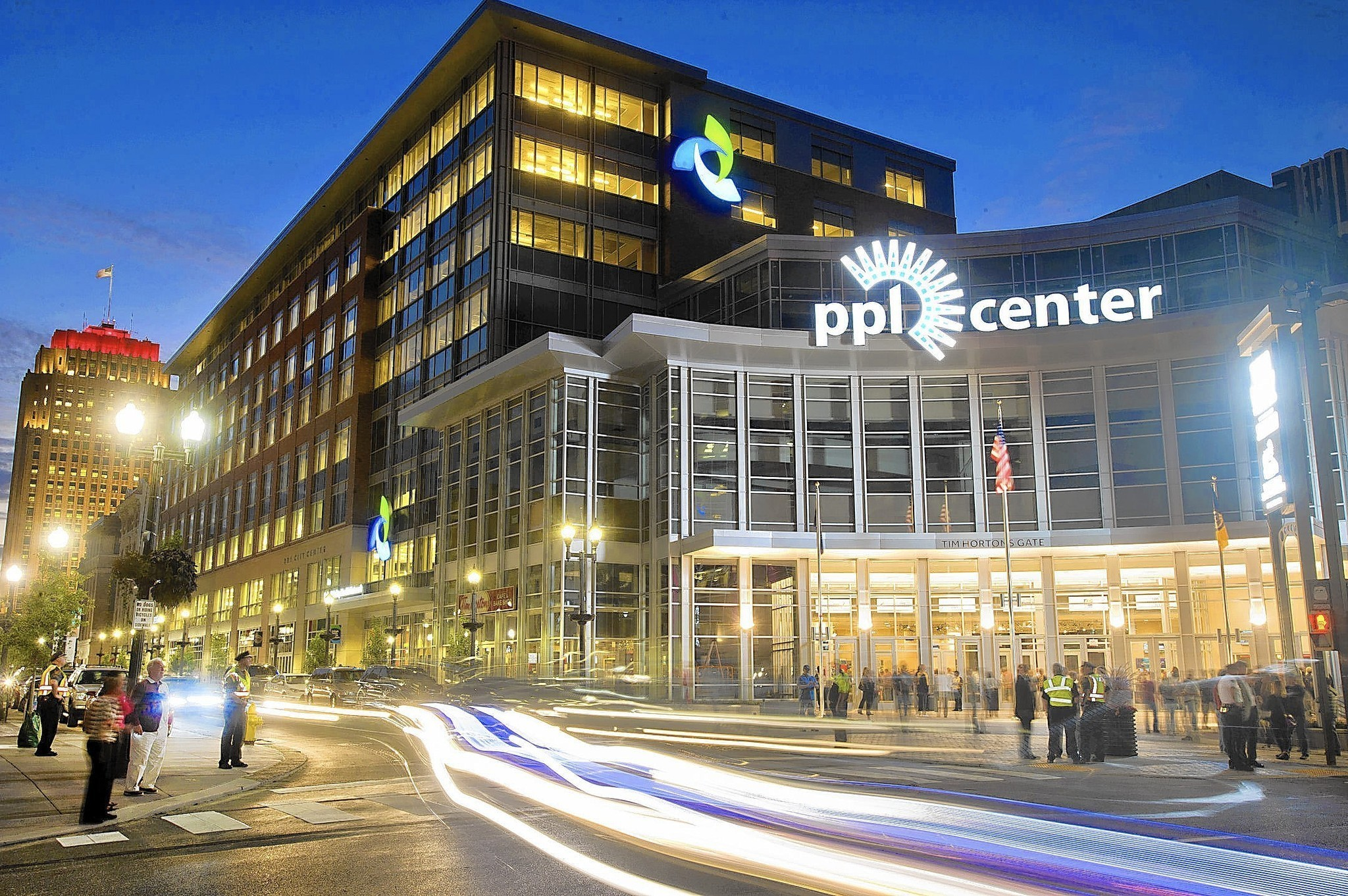 Allentown S Ppl Center Offers Major League Quality Thanks