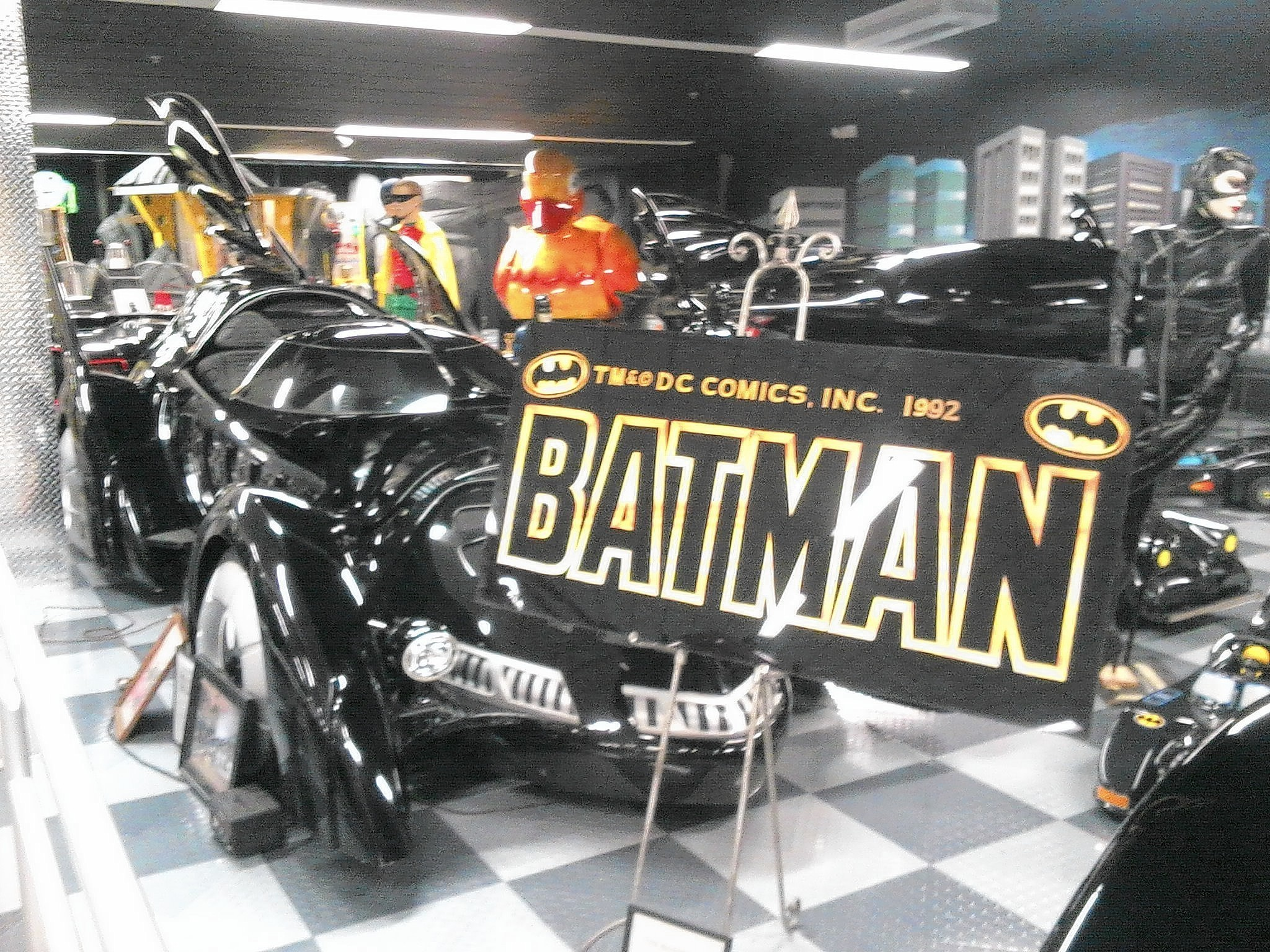 Classic Muscle Cars >> Tallahassee Auto Museum showcases classic cars and other ...
