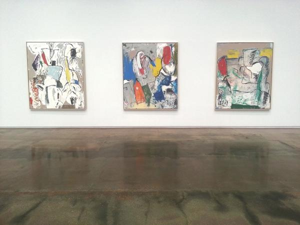Eddie Martinez, Nomader, at Kohn Gallery