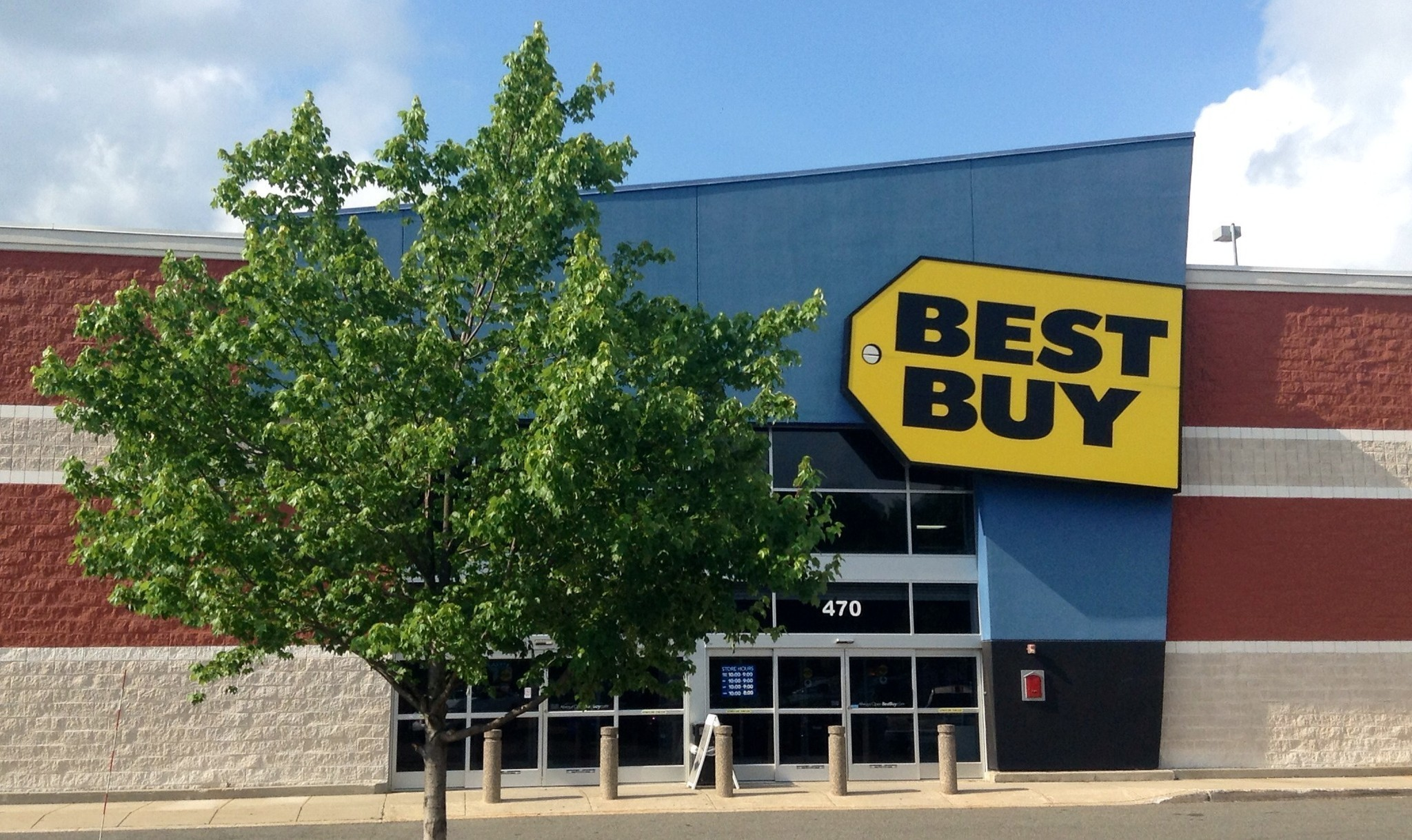 Best Buy At Westfield Meriden Mall Is Closing