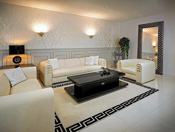 Versace Home Abitare Minotti Opening At Dcota Sun Sentinel