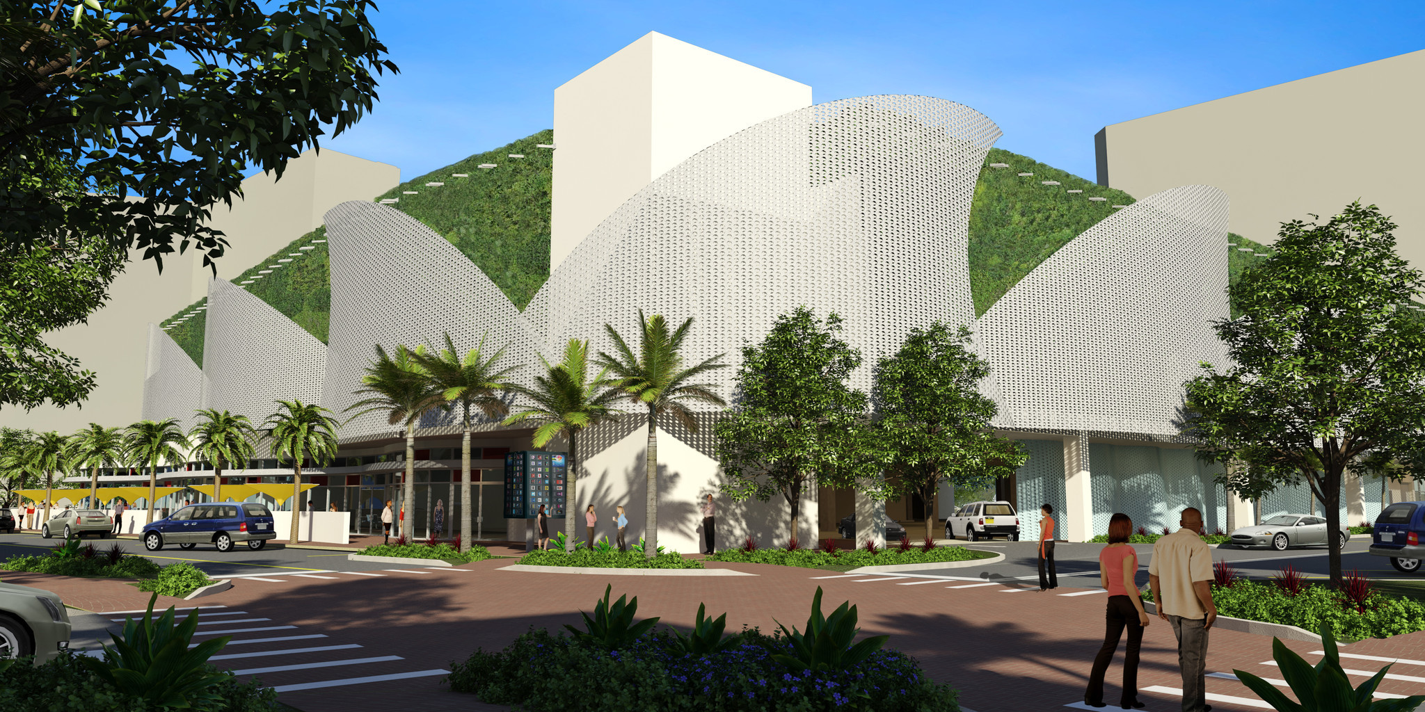Pompano Beach Plans To Build A 20 Million Parking Garage