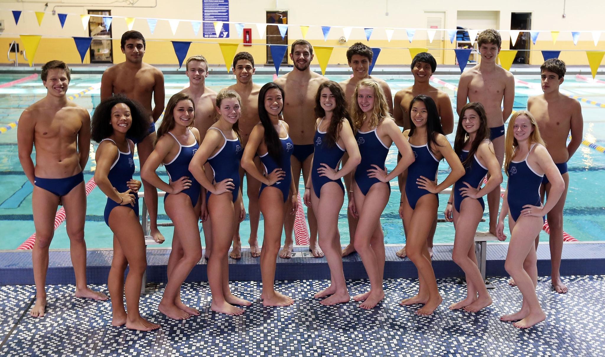 dr  phillips u0026 39  swim team will honor 12 on senior day