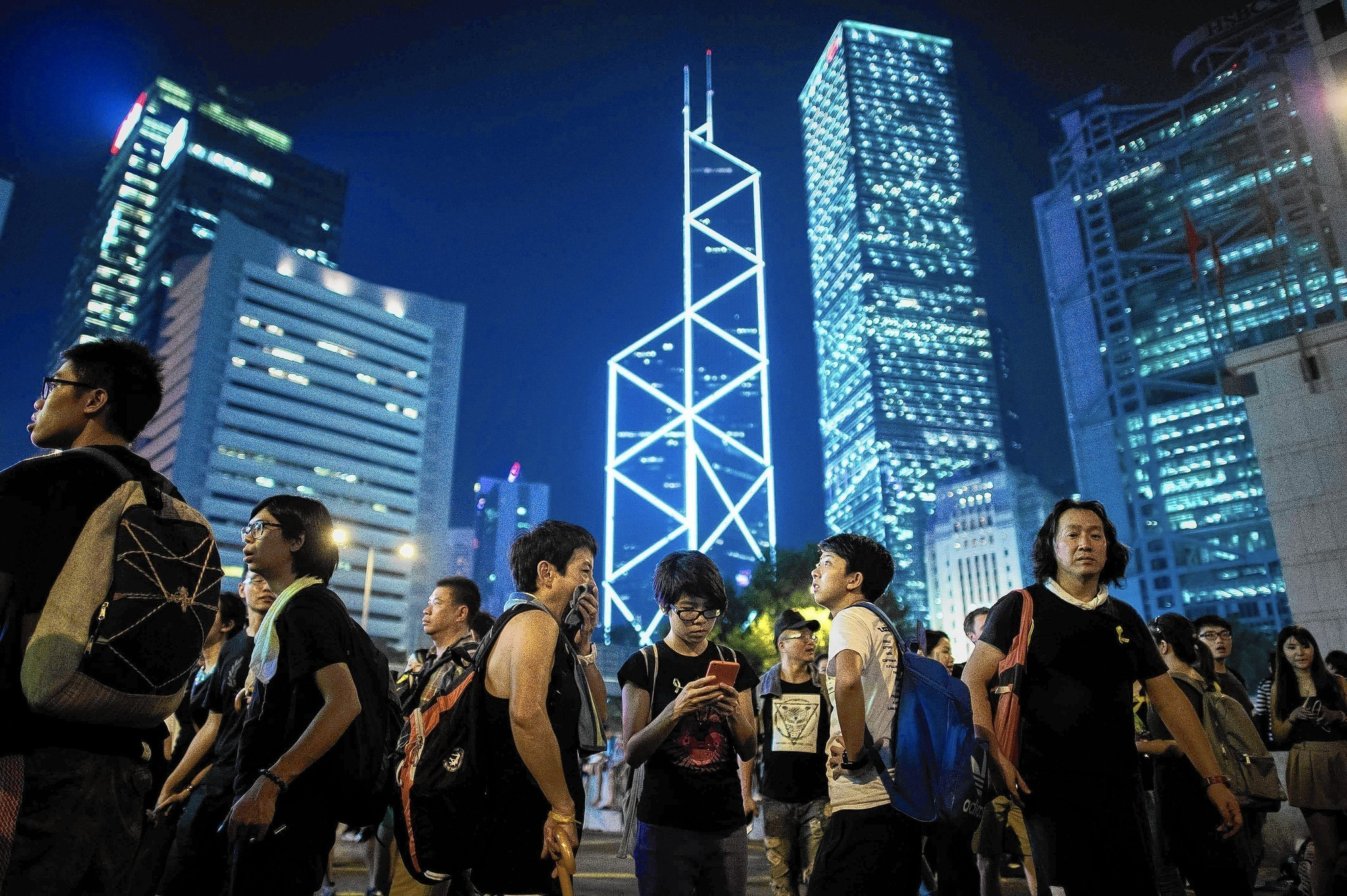 china and hong kong relationship with