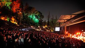 Neighbors alarmed as entertainment titans battle to run Greek Theatre