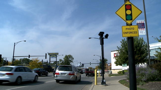 Wonderful Key Red Light Camera Player Cooperating With Feds
