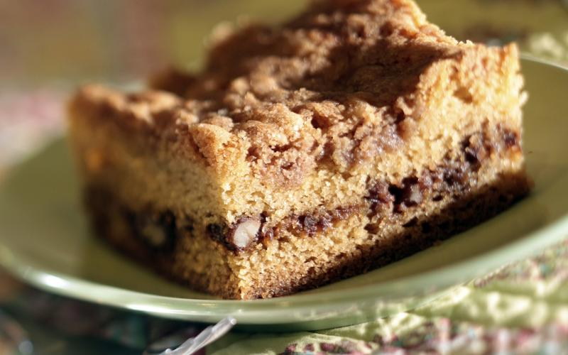 Atlantis Steakhouse coffeecake