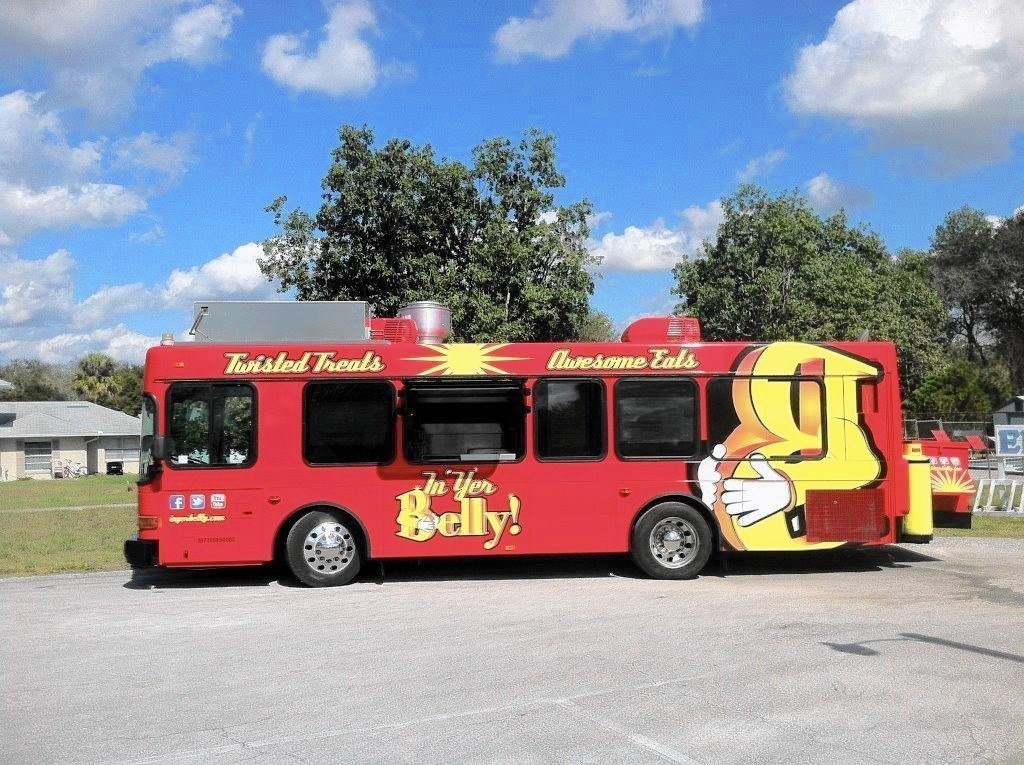 Food Truck Bazaar Calendar  Orlando