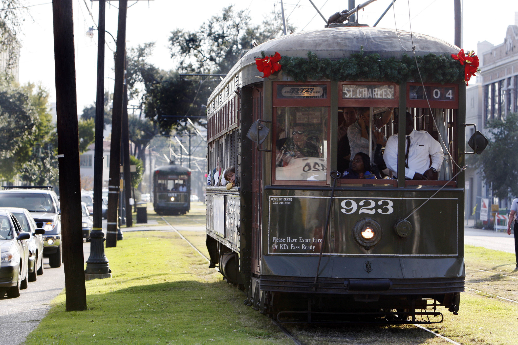 New Orleans Street Cars: New Orleans Streetcar Line Among Nine New Historic