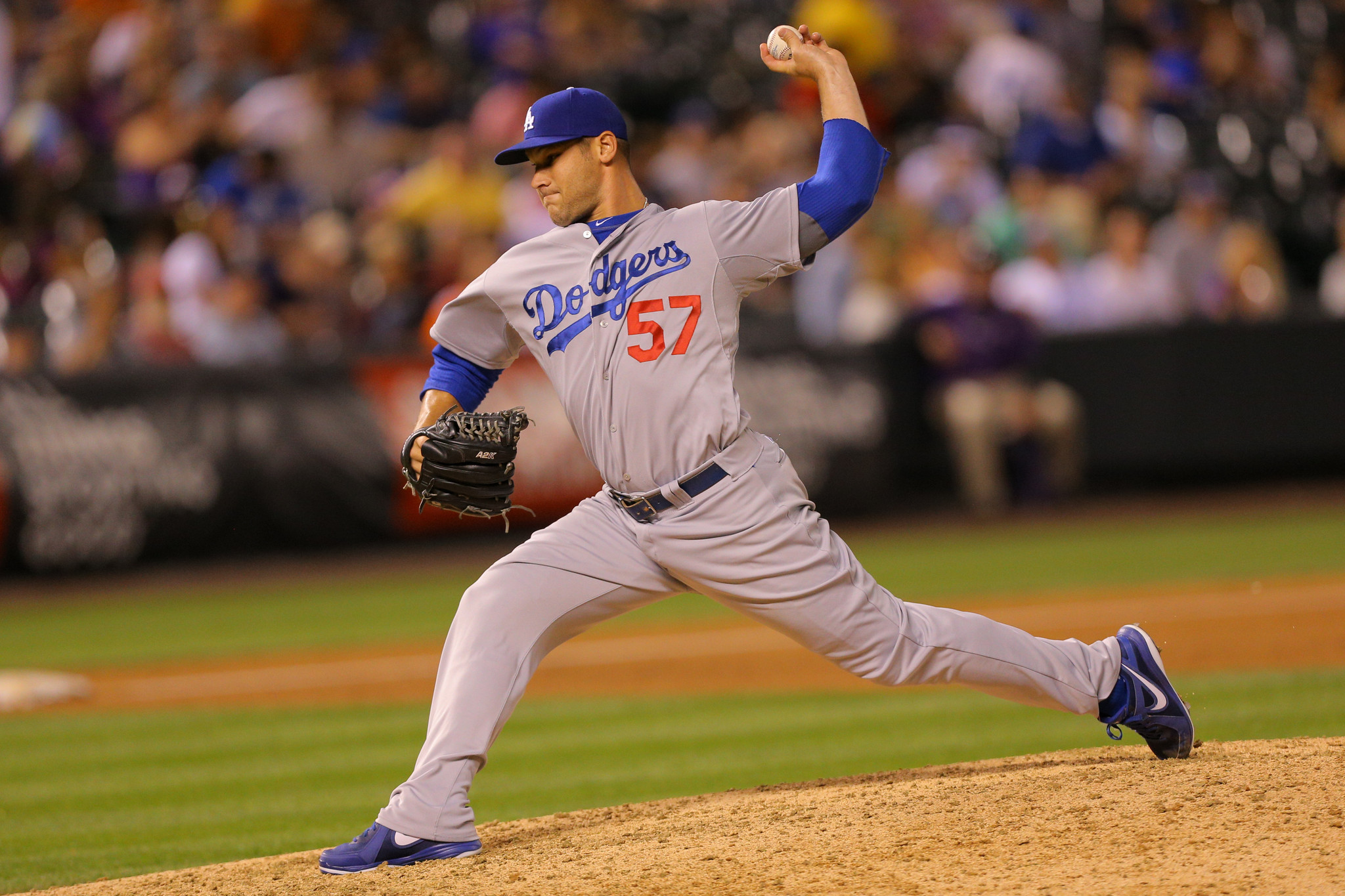 Dodgers release NL division series roster - LA Times