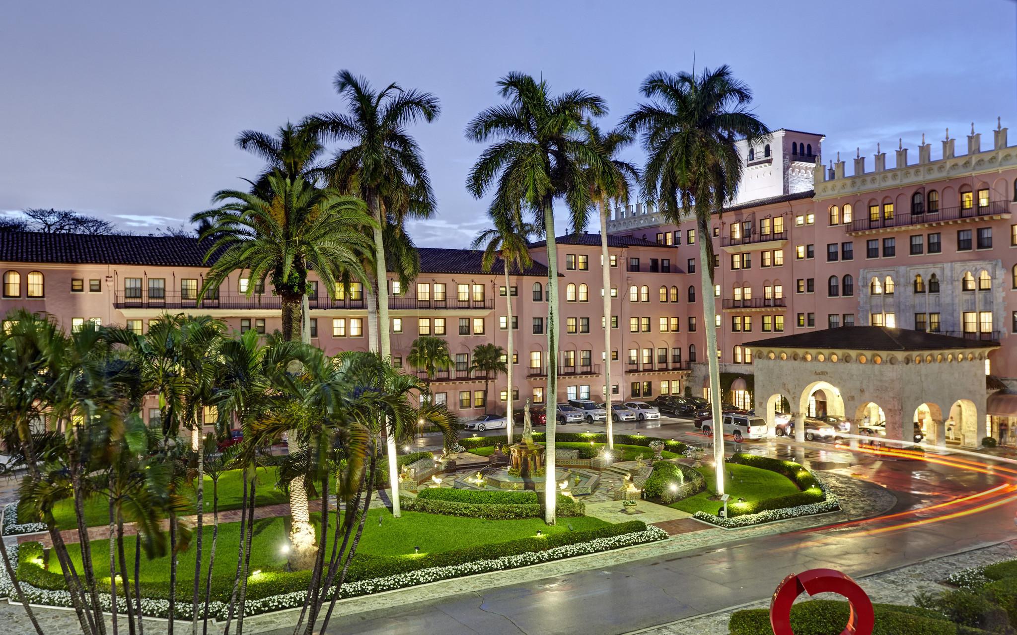 boca resort nearing end of 30 million 39 cloister 39 building. Black Bedroom Furniture Sets. Home Design Ideas