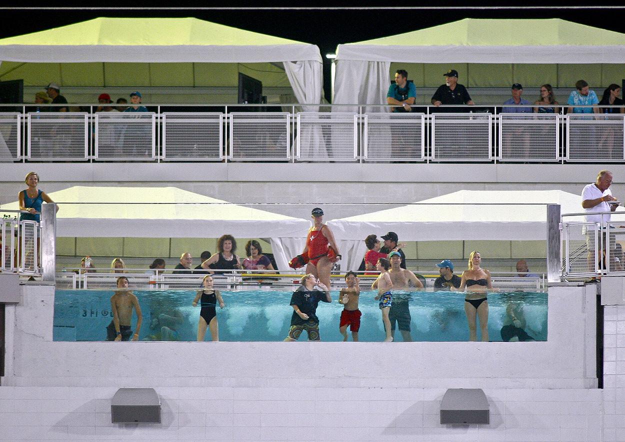 jaguar swimming pool - photo #22