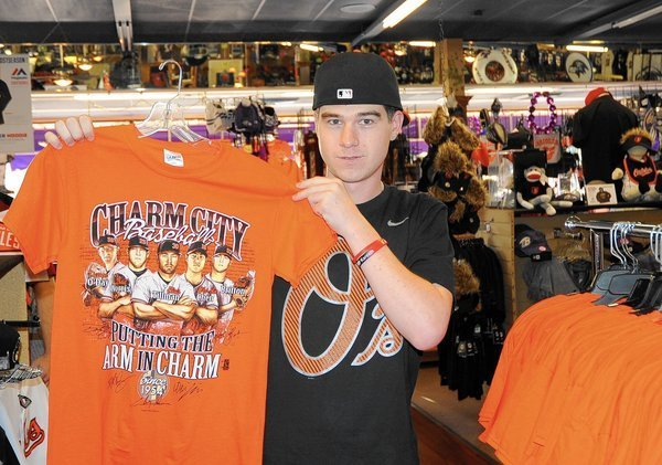 Harford Orioles fans get boost from division series victory, are