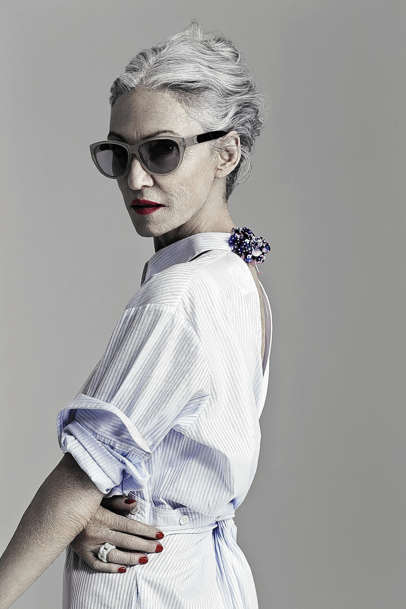 Linda Rodin A Style Icon To Women Half Her Age Chicago