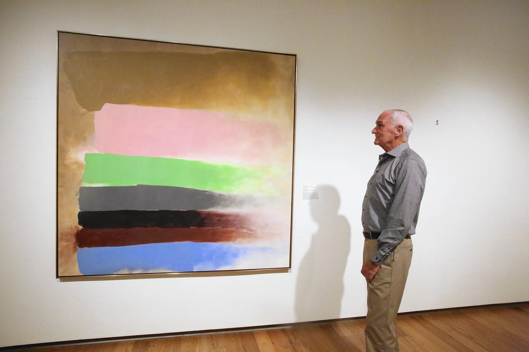 orlando museum of art gets 8 3 million gift of paintings orlando