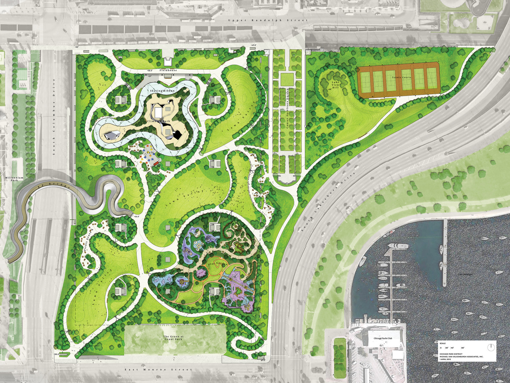 Tennis Courts Still Planned For Peanut Park Redeye Chicago