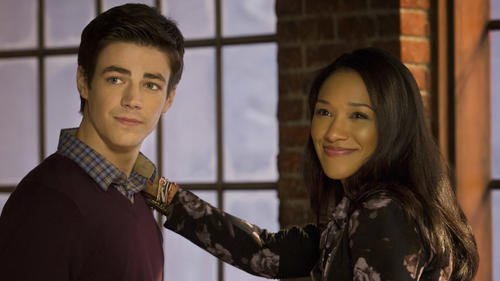 Iris and Barry